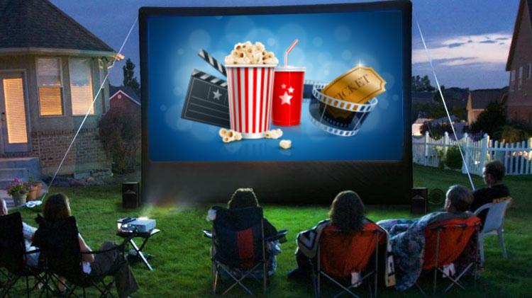 Devers Outdoor Movie