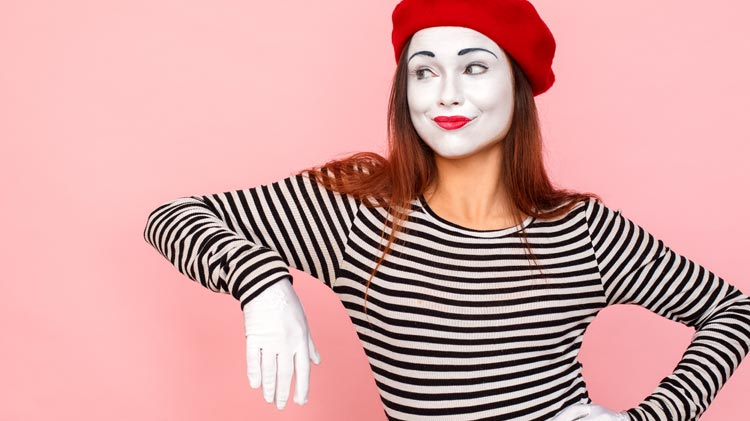 Be a Mime!