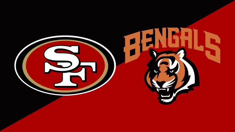 BOSS NFL Experience: Bengals vs 49ers