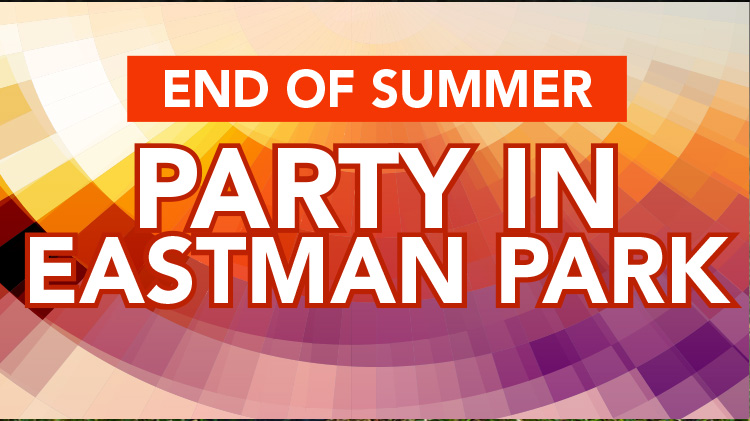Party in Eastman Park