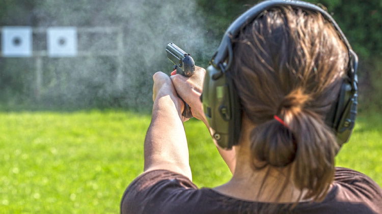 Ladies Introduction To Shooting