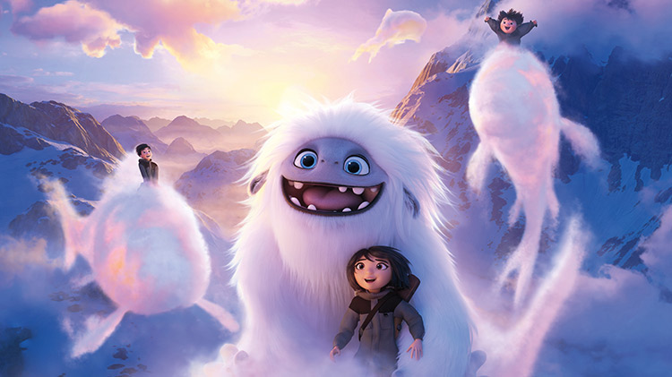 Movie Monday: Abominable