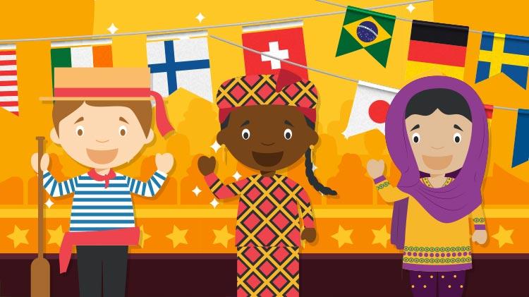 International Carnival: Summer Reading Finale