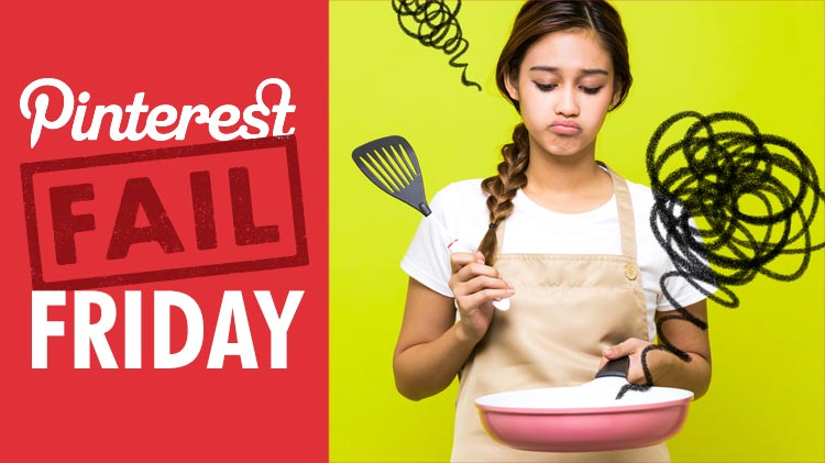 Pintrest Fail Friday