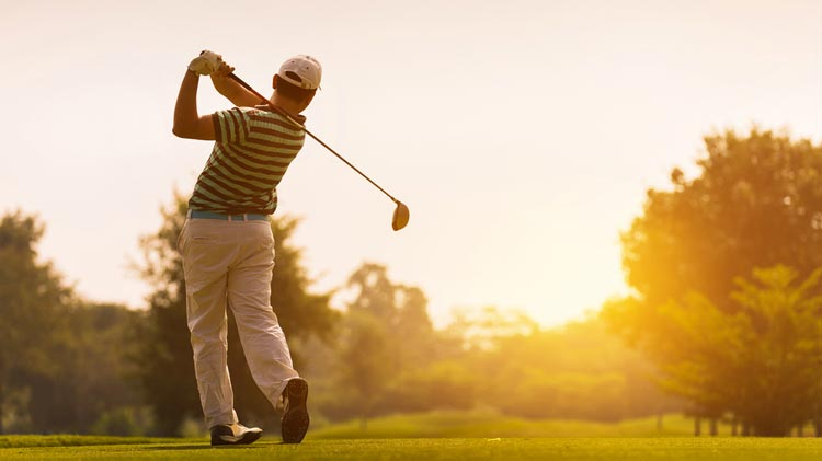 18 Hole Stableford Tournament