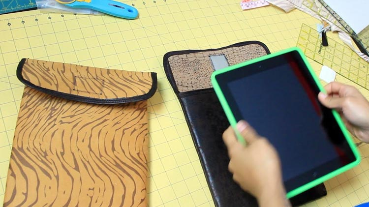 Sewing 101: Device Protector Sleeve