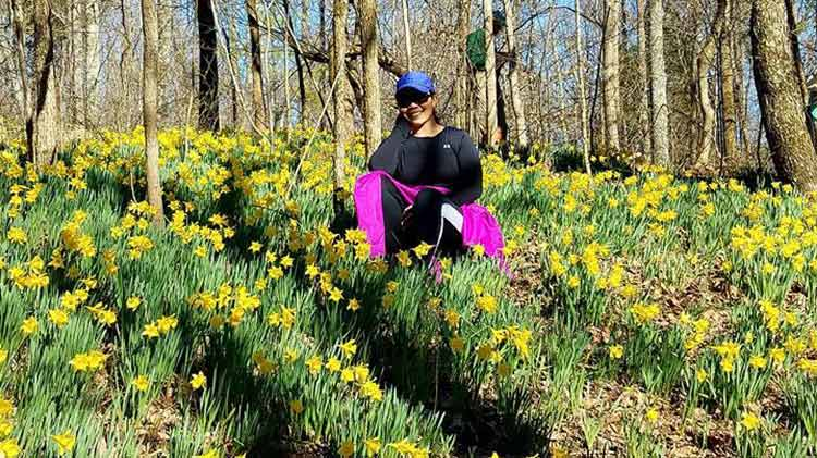 March Morning Hike at Jefferson Memorial Forest