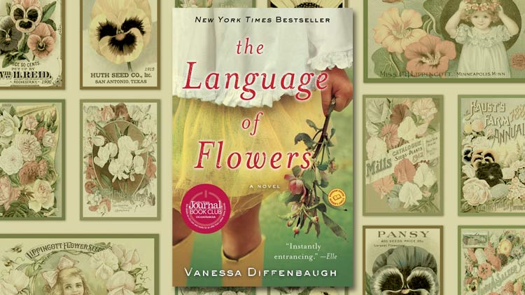 Lunch Bunch Book Discussion: The Language of Flowers