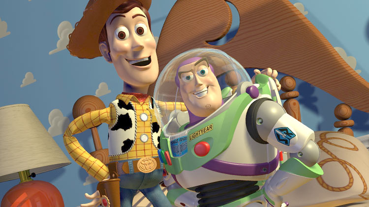 Movie Monday:Toy Story