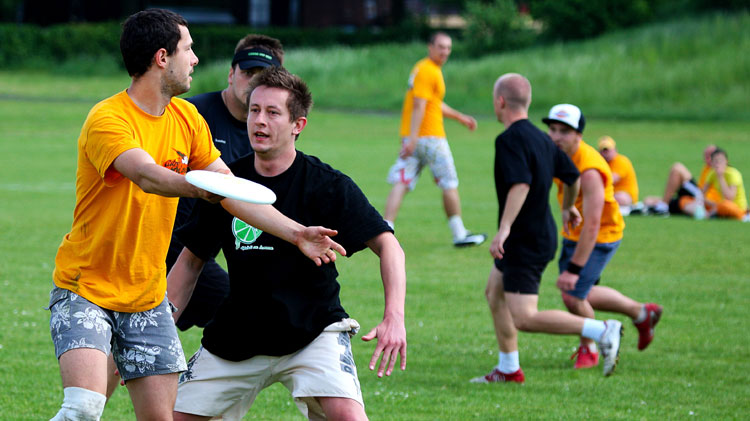 US Army MWR :: View Event :: Intramural Ultimate Frisbee ...