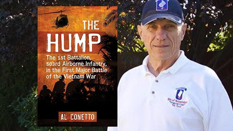 Authors At Your Library: Al Conetto