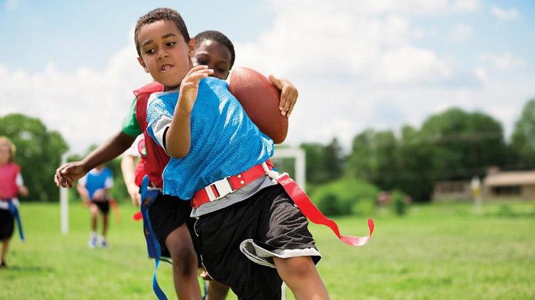 Flag Football Preseason Camp
