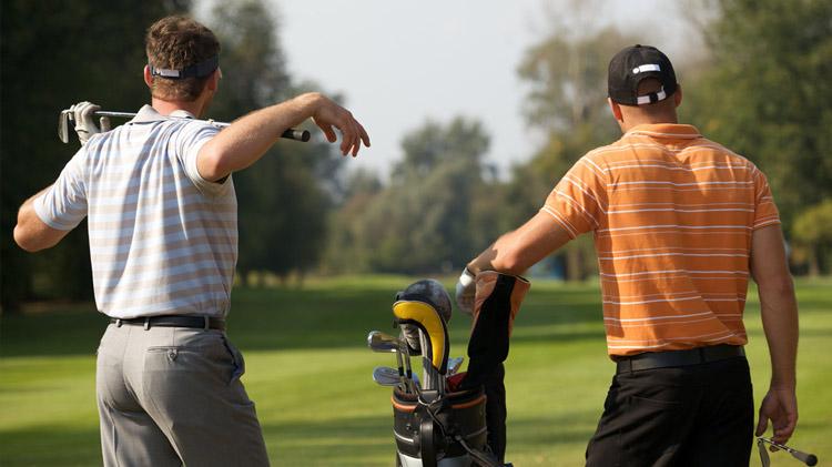 2 Person Golf Scramble