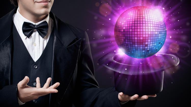 Disco Magic Show