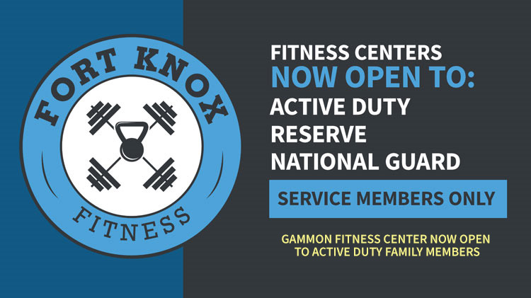 Fitness Centers Reopen