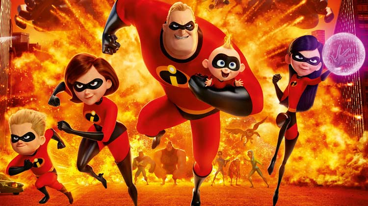 Movie Monday: Incredibles 2