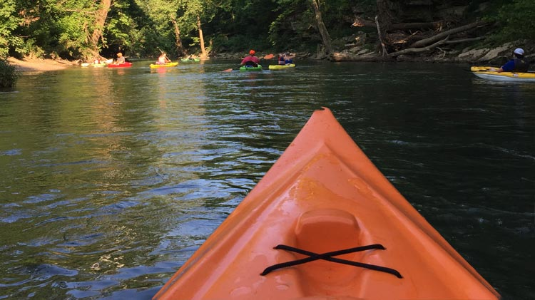 Nolin River Paddle Day