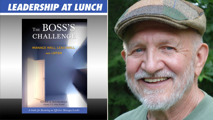 Leadership at Lunch: Influence Like A Leader