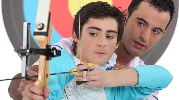 Indoor Archery