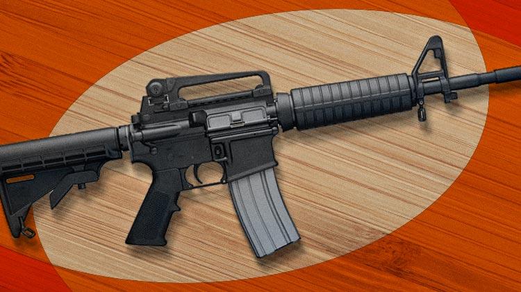 Sealed Bid: Bushmaster XM15