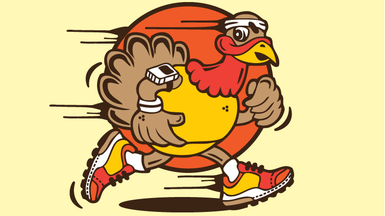 Timeless Turkey Prediction 5K Run