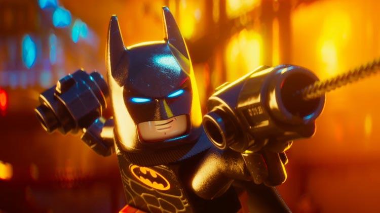 Movie Monday: The Lego Batman Movie