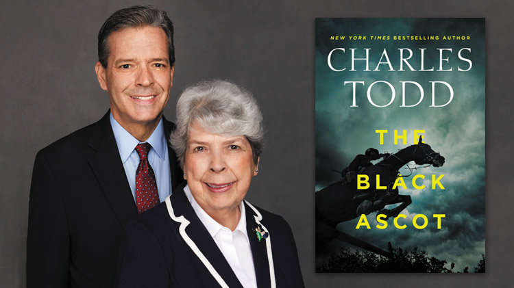 Authors At Your Library: Charles Todd