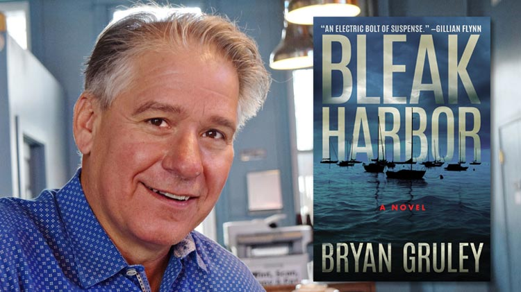 Authors at Your Library: Bryan Gruley