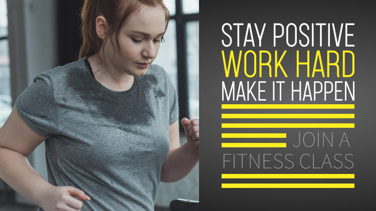 Join a Fitness Class