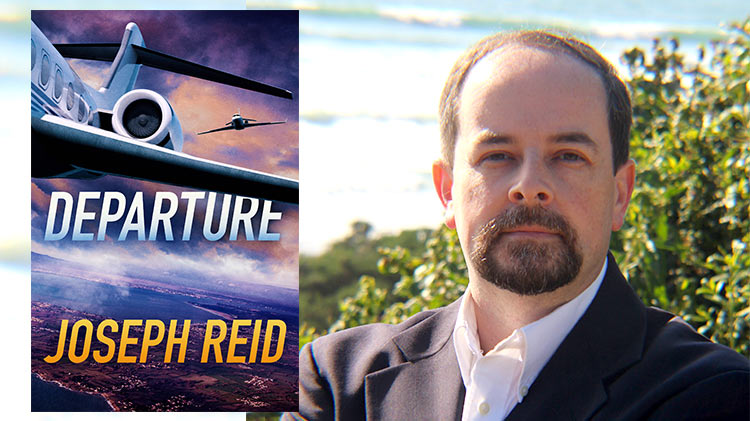 Virtual Authors at Your Library: Joseph Reid