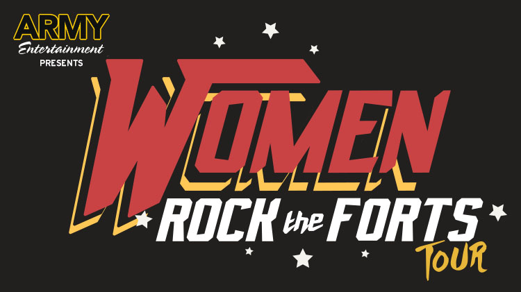 Women Rock the Forts Tour