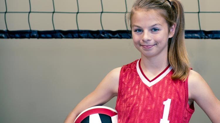 Youth Girls Volleyball Signups