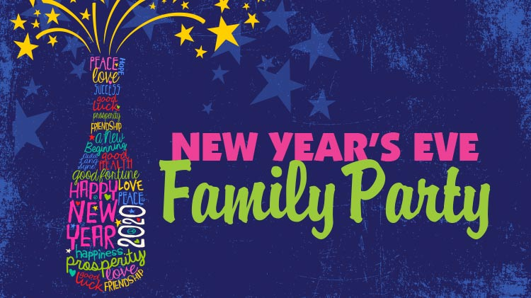 New Year's Eve Family Party