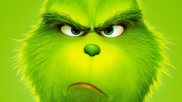 Free Family Movie: The Grinch