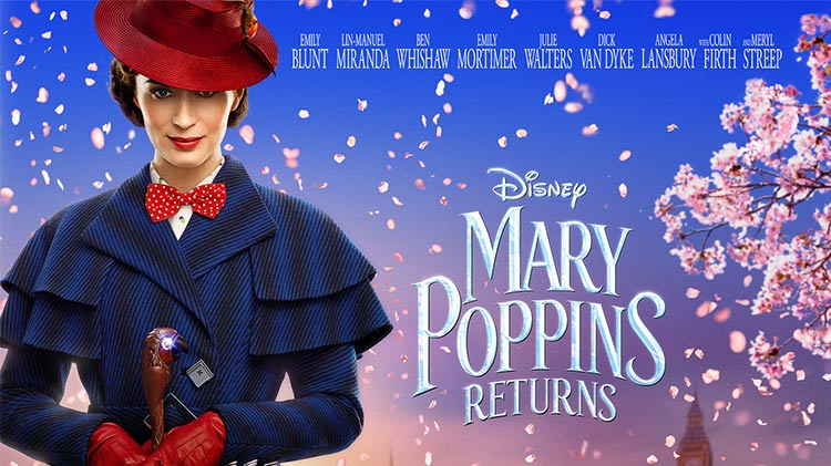 Movie Monday: Mary Poppins Returns