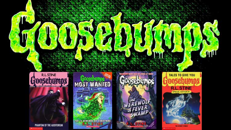 Goosebumps at the Library