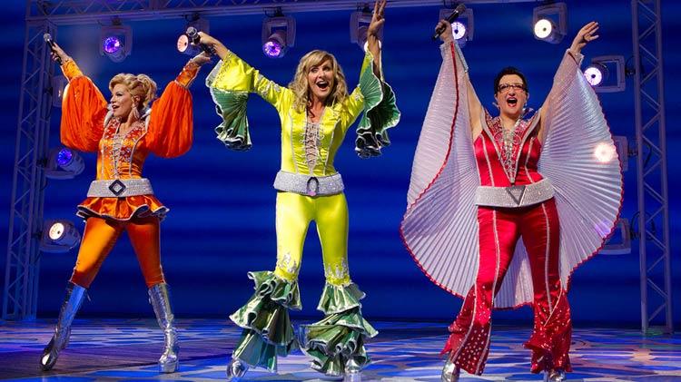 Broadway of America Mamma Mia
