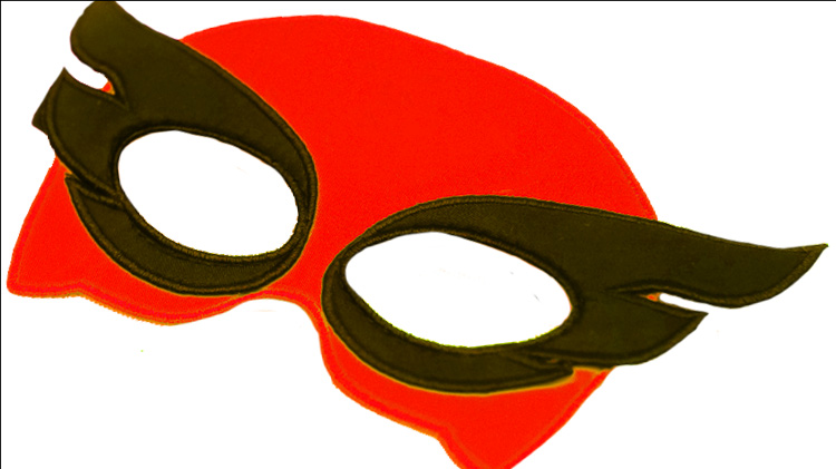 Sewing 101: Superhero Masks