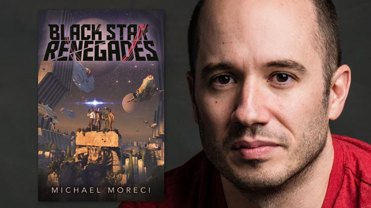 Authors At Your Library: Michael Moreci