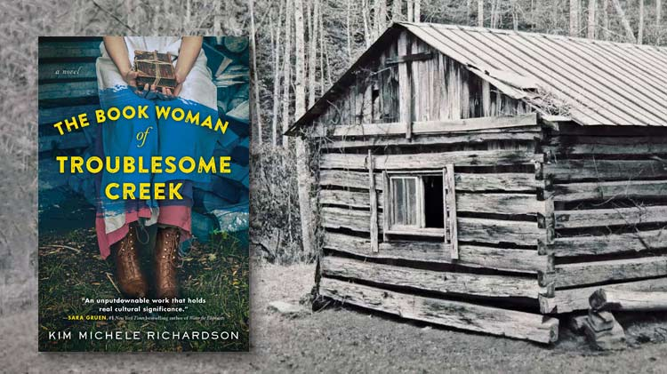 Lunch Bunch: The Book Woman of Troublesome Creek