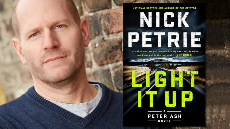 Authors At Your Library: Nick Petrie
