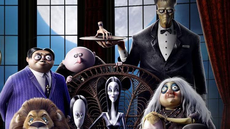 Movie Monday: The Addams Family