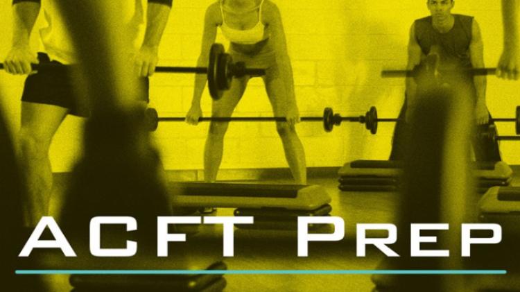 ACFT Prep Course