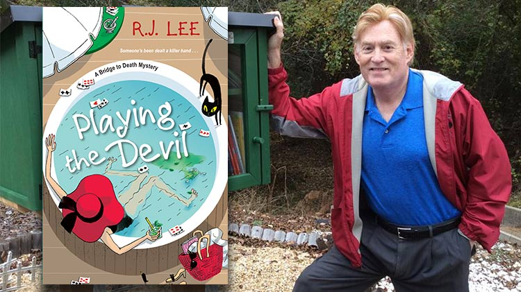 Authors at Your Library: R. J. Lee