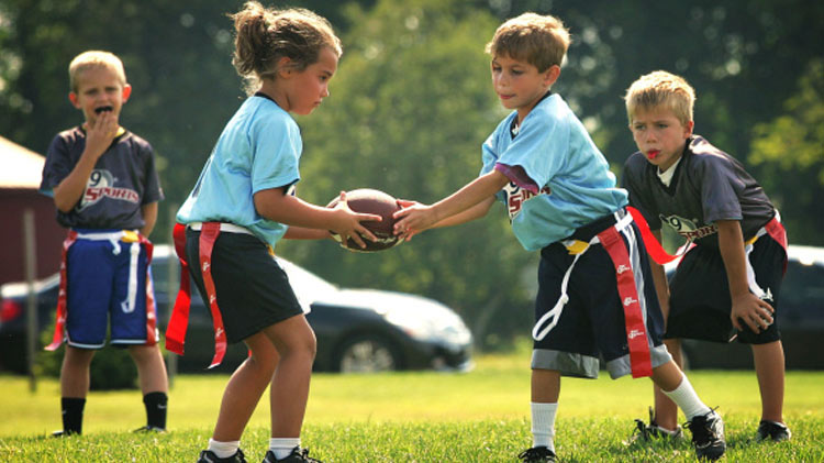Mini Sports: Flag Football