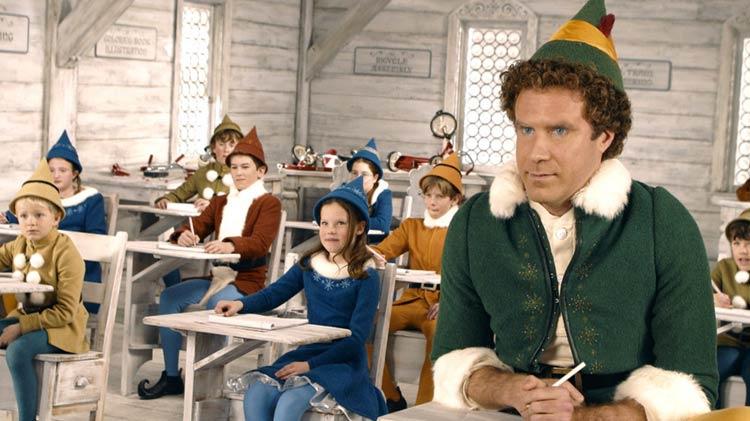 Movie Monday: Elf
