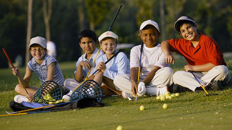 Mini Sports: SNAG (Starting New at Golf)