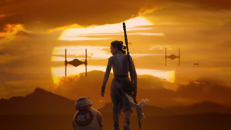Star Wars Holiday Movie: The Force Awakens