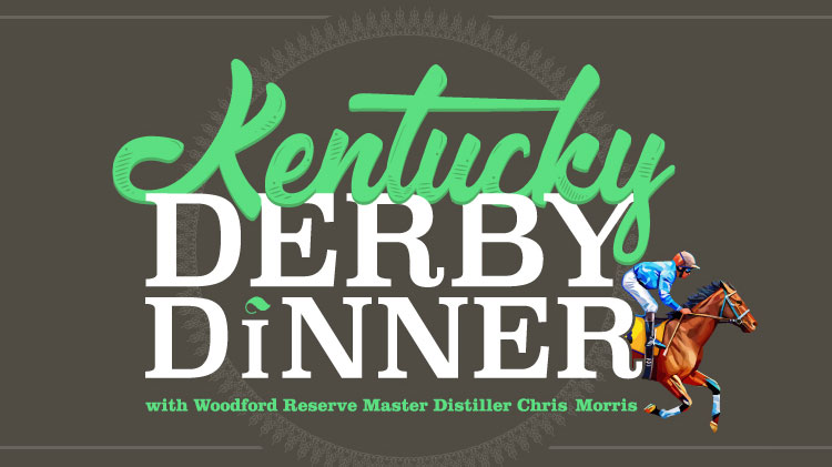 Kentucky Derby Dinner with Chris Morris