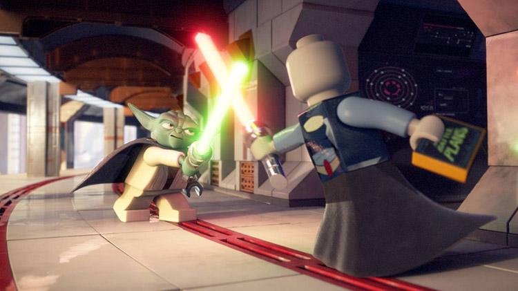 Movie Monday: LEGO Star Wars: The Padawan Menace